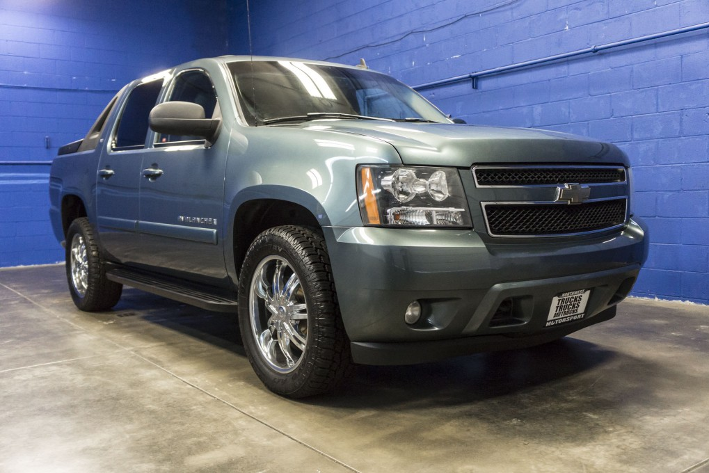 2008 chevrolet avalanche used chevrolet avalanche for sale in puyallup washington lunny 39 s auto