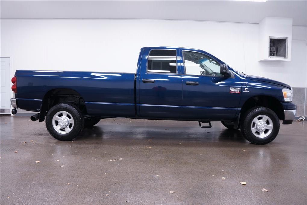 used 2007 dodge ram 2500 slt 4x4 diesel for sale northwest motorsport. Black Bedroom Furniture Sets. Home Design Ideas