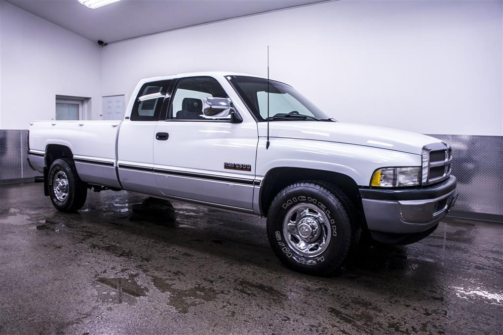 used 1997 dodge ram 2500 slt 2wd diesel truck for sale 17025. Black Bedroom Furniture Sets. Home Design Ideas