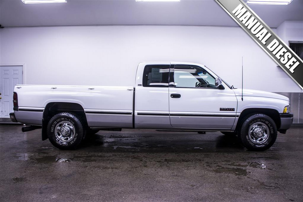 used 1997 dodge ram 2500 slt 2wd diesel truck for sale northwest motorsport. Black Bedroom Furniture Sets. Home Design Ideas