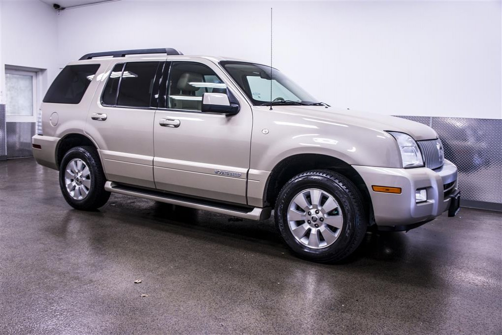 used 2007 mercury mountaineer awd suv for sale 17161. Black Bedroom Furniture Sets. Home Design Ideas