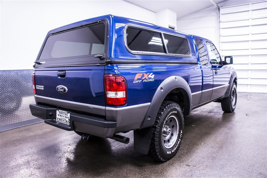 used 2007 ford ranger fx4 4x4 for sale 17264. Black Bedroom Furniture Sets. Home Design Ideas