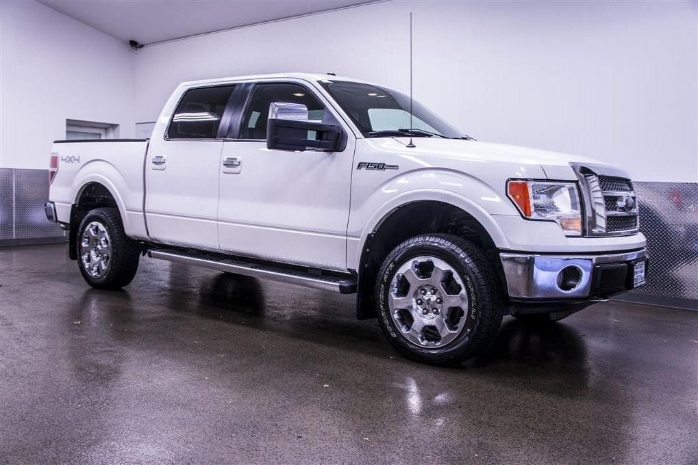used 2010 ford f 150 lariat 4x4 truck for sale 17349. Black Bedroom Furniture Sets. Home Design Ideas