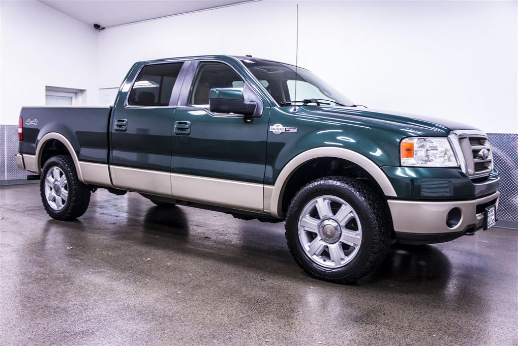 used 2008 ford f 150 king ranch 4x4 truck for sale 17350. Black Bedroom Furniture Sets. Home Design Ideas