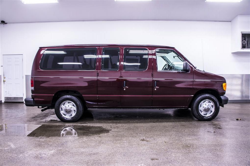 used 2004 ford e 150 econoline minivan van for sale northwest motorsport. Black Bedroom Furniture Sets. Home Design Ideas