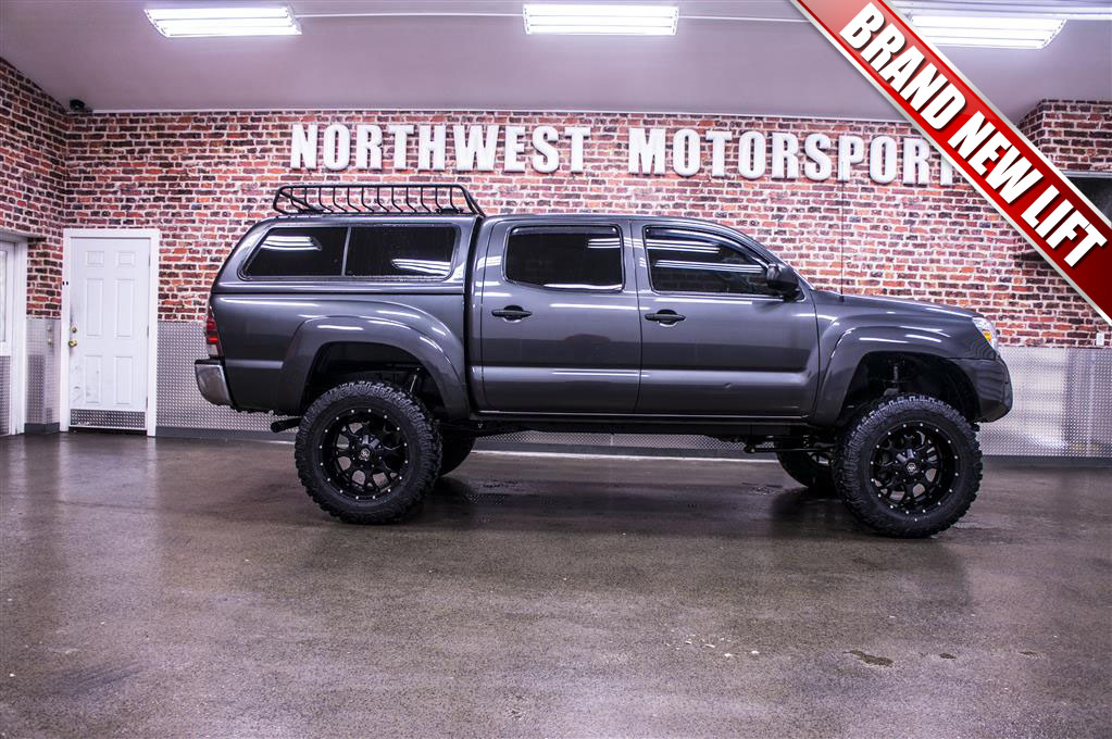 Toyota Tacoma Topper For Sale >> Used 2012 Toyota Tacoma 4x4 Truck For Sale Northwest Motorsport