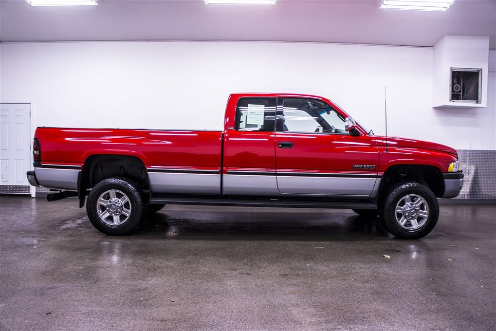 used 1996 dodge ram 2500 slt 4x4 diesel truck for sale northwest motorsport. Black Bedroom Furniture Sets. Home Design Ideas