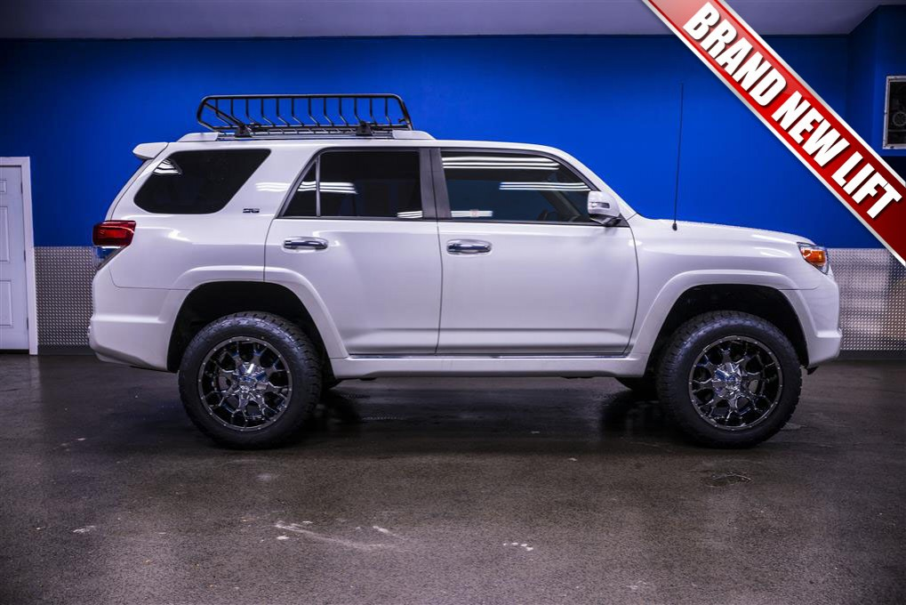 used 2013 toyota 4runner sr5 4x4 suv for sale northwest motorsport. Black Bedroom Furniture Sets. Home Design Ideas
