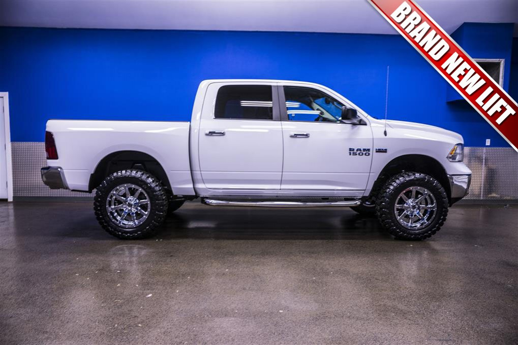 Used 2014 Dodge Ram 1500 Big Horn 4x4 Truck For Sale 18706a