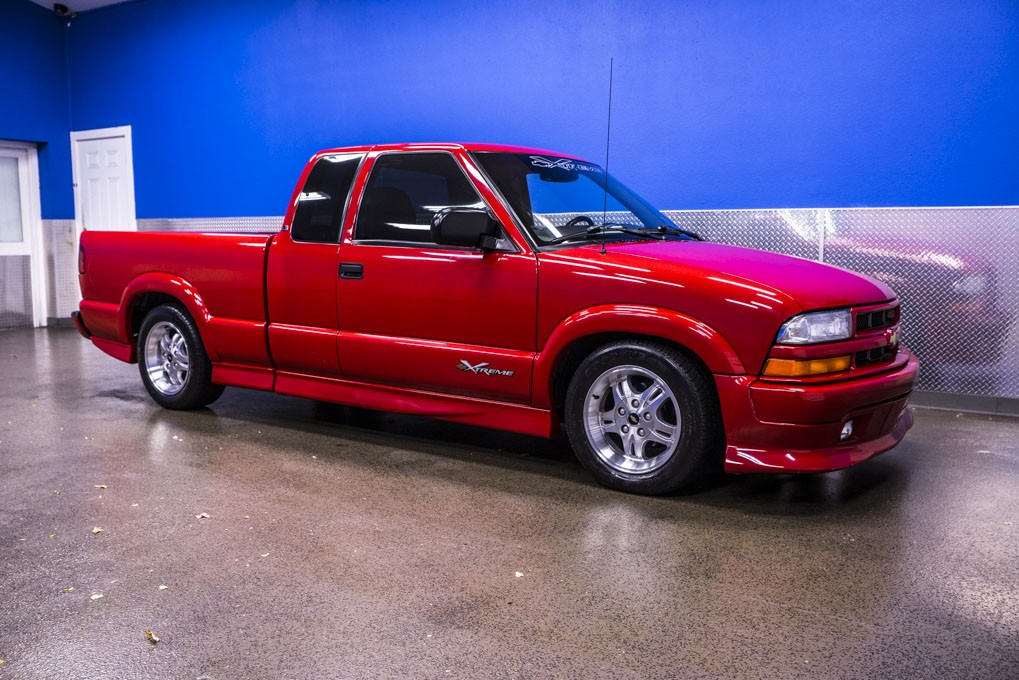 used 2002 chevrolet s10 xtreme rwd truck for sale 18881b. Black Bedroom Furniture Sets. Home Design Ideas