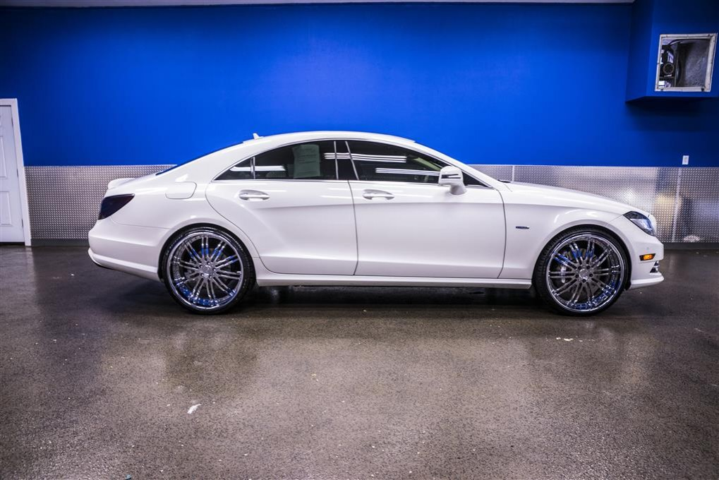 Used 2012 mercedes benz cls550 rwd sedan for sale 19269m for 2012 mercedes benz cls550 for sale