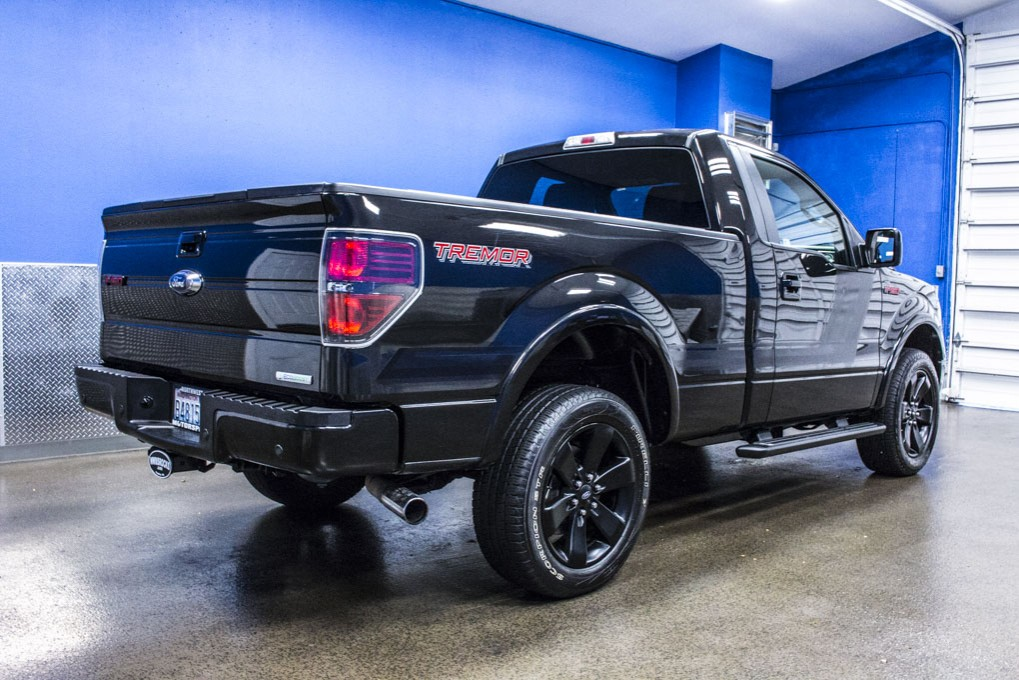 used 2014 ford f-150 tremor 4x4 truck for sale - 19804a