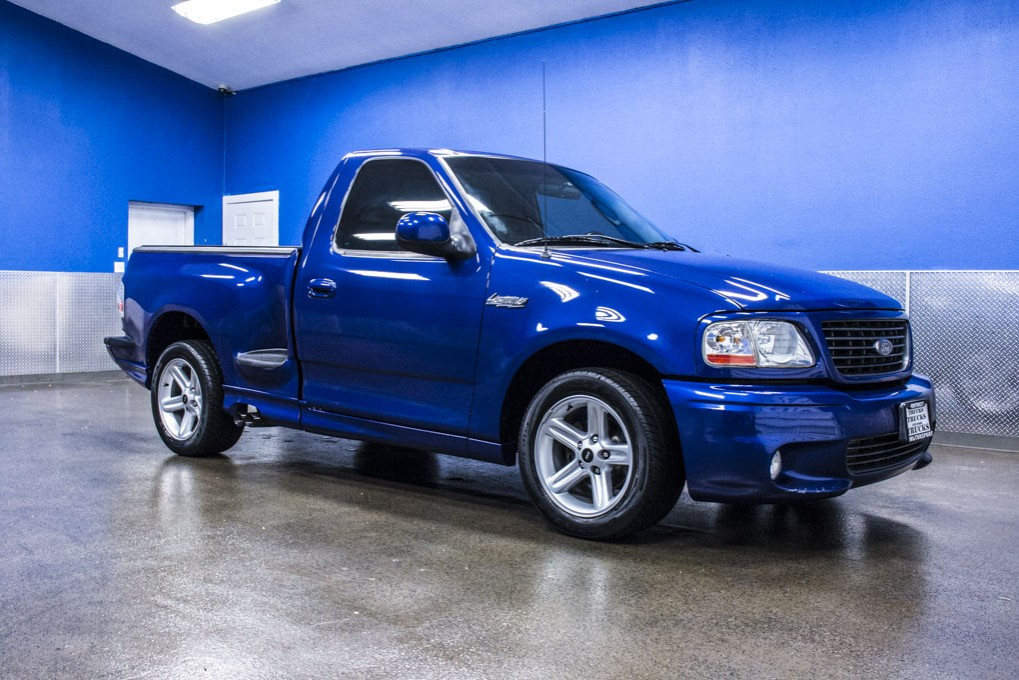 Used 2003 Ford F 150 Svt Lightning Rwd Truck For Sale 20202