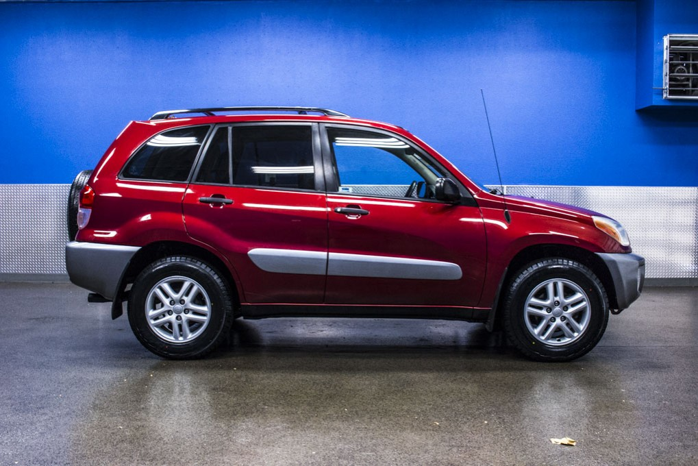 used 2002 toyota rav4 awd suv for sale northwest motorsport. Black Bedroom Furniture Sets. Home Design Ideas