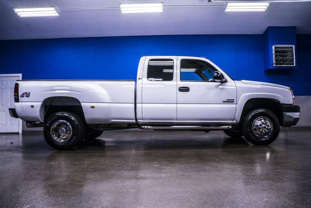 2005 Silverado For Sale >> Used 2005 Chevrolet Silverado 3500 Dually LT 4x4 Diesel Truck For Sale - Northwest Motorsport