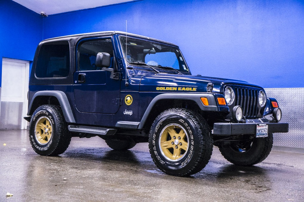 Used 2006 Jeep Wrangler Golden Eagle 4x4 SUV For Sale - 20661