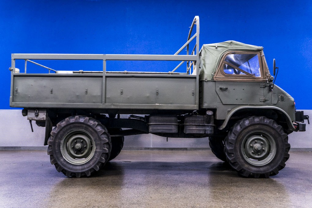 Used 1960 Mercedes-Benz Unimog 404.114 4X4 Truck For Sale - 22334M