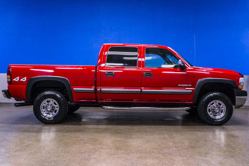 2002 chevrolet silverado 2500hd ls 4x4 northwest motorsport. Black Bedroom Furniture Sets. Home Design Ideas