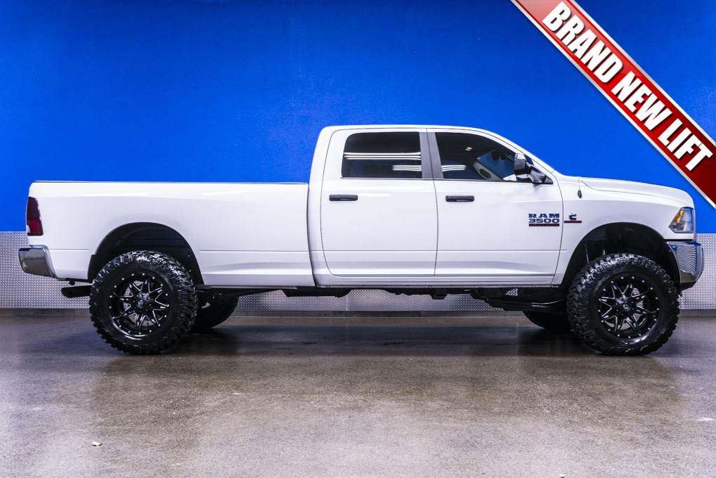 Used 2014 Dodge Ram 3500 Slt 4x4 Diesel Truck For Sale