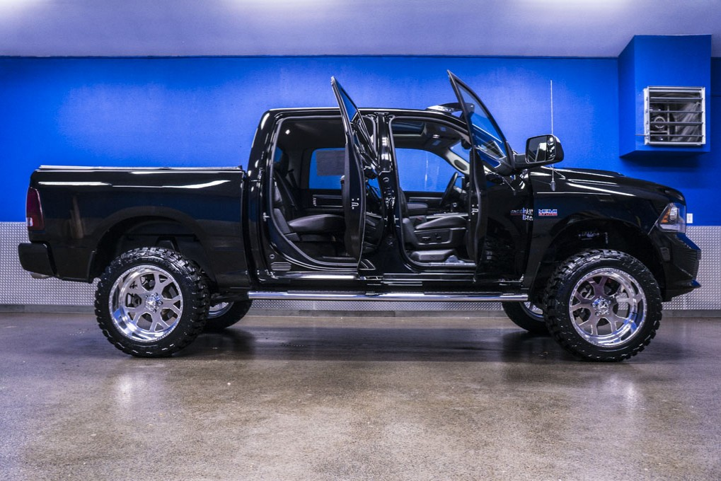 Dodge Ecodiesel For Sale >> Used 2013 Dodge Ram 1500 Sport 4x4 Truck For Sale - 23125