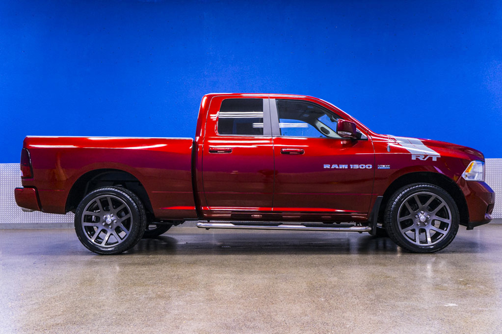 Ram Rt For Sale >> Used 2012 Dodge Ram 1500 Rt 4x4 Truck For Sale Northwest