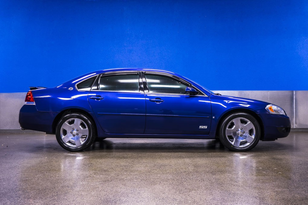 used 2007 chevrolet impala ss fwd sedan for sale northwest motorsport. Black Bedroom Furniture Sets. Home Design Ideas