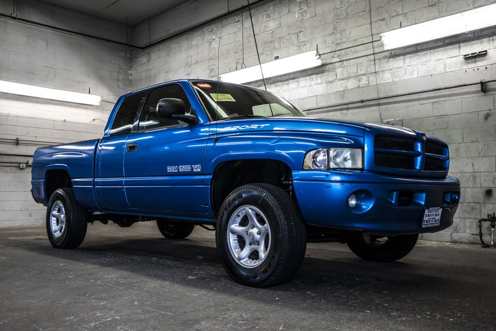 1999 dodge ram 1500 sport 4x4 northwest motorsport. Black Bedroom Furniture Sets. Home Design Ideas