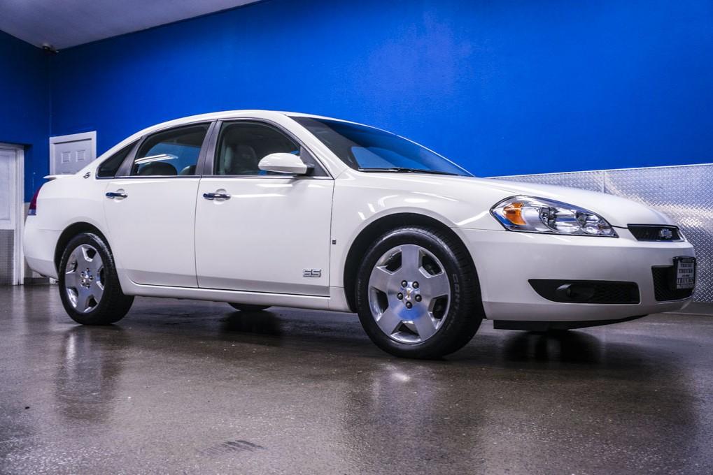 Used 2008 Chevrolet Impala SS FWD Sedan For Sale - 23782