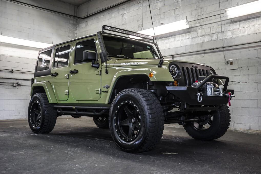2013 jeep wrangler unlimited oscar mike edition 4x4 northwest motorsport. Black Bedroom Furniture Sets. Home Design Ideas