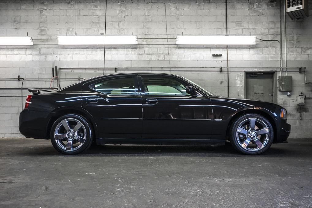 used 2009 dodge charger rt rwd sedan for sale northwest motorsport. Black Bedroom Furniture Sets. Home Design Ideas