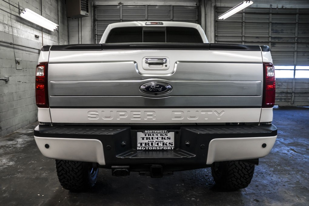 2015 Ford F-350 Platinum 4x4 & Used 2015 Ford F-350 Platinum 4x4 Diesel Truck For Sale - 25289