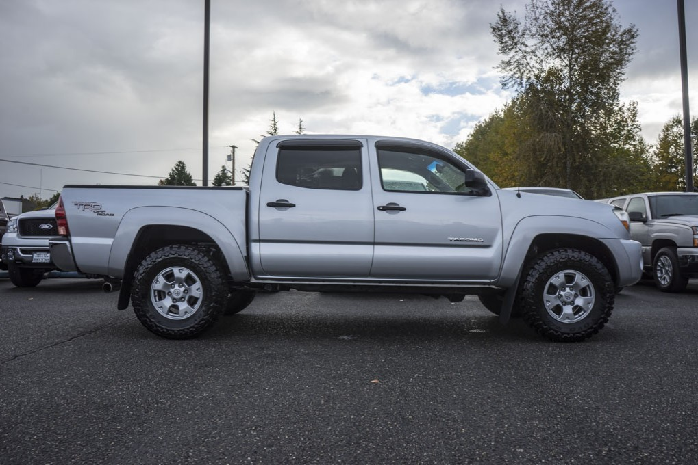 Used 2006 Toyota Tacoma SR5 TRD 4x4 Truck For Sale - Northwest ...