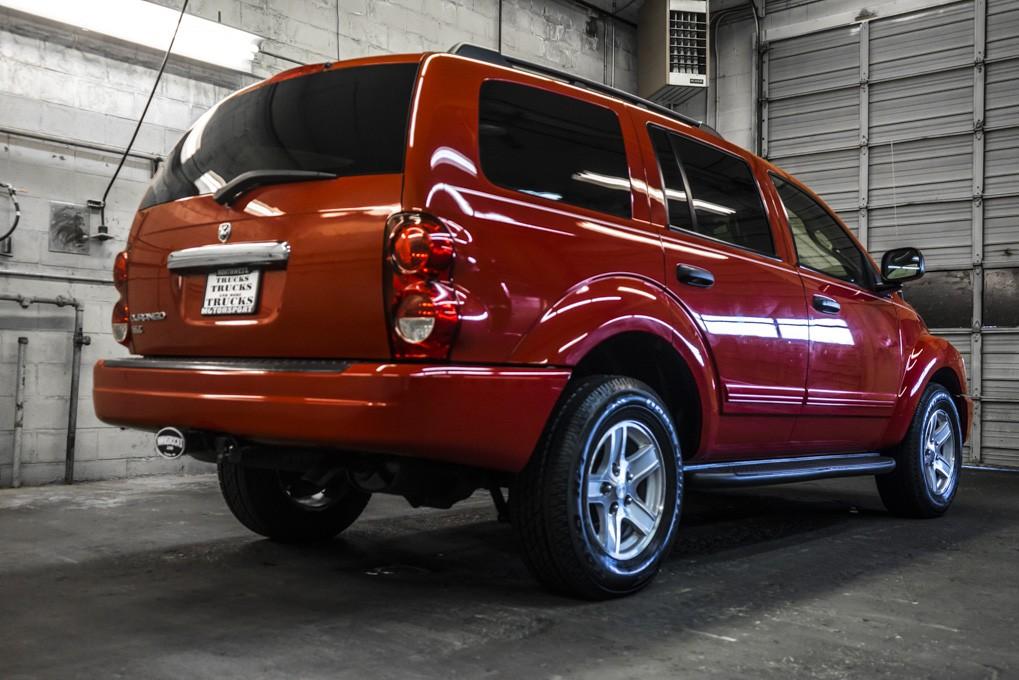 Used 2004 Dodge Durango SLT 4x4 SUV For Sale - 25931