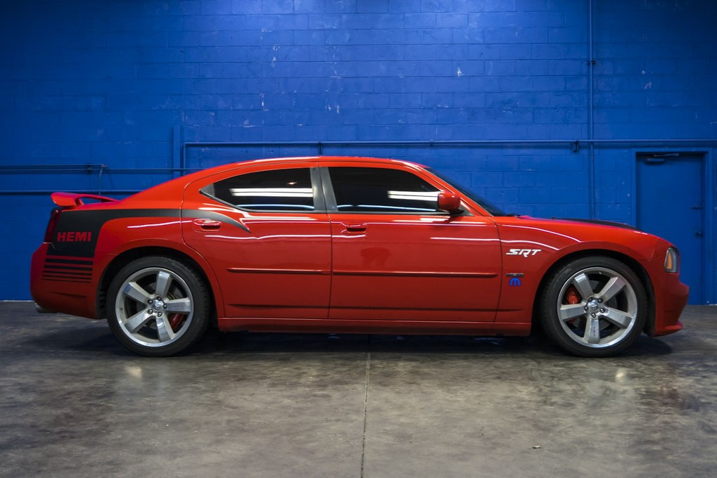 Used 2007 Dodge Charger Srt8 Rwd Sedan For Sale