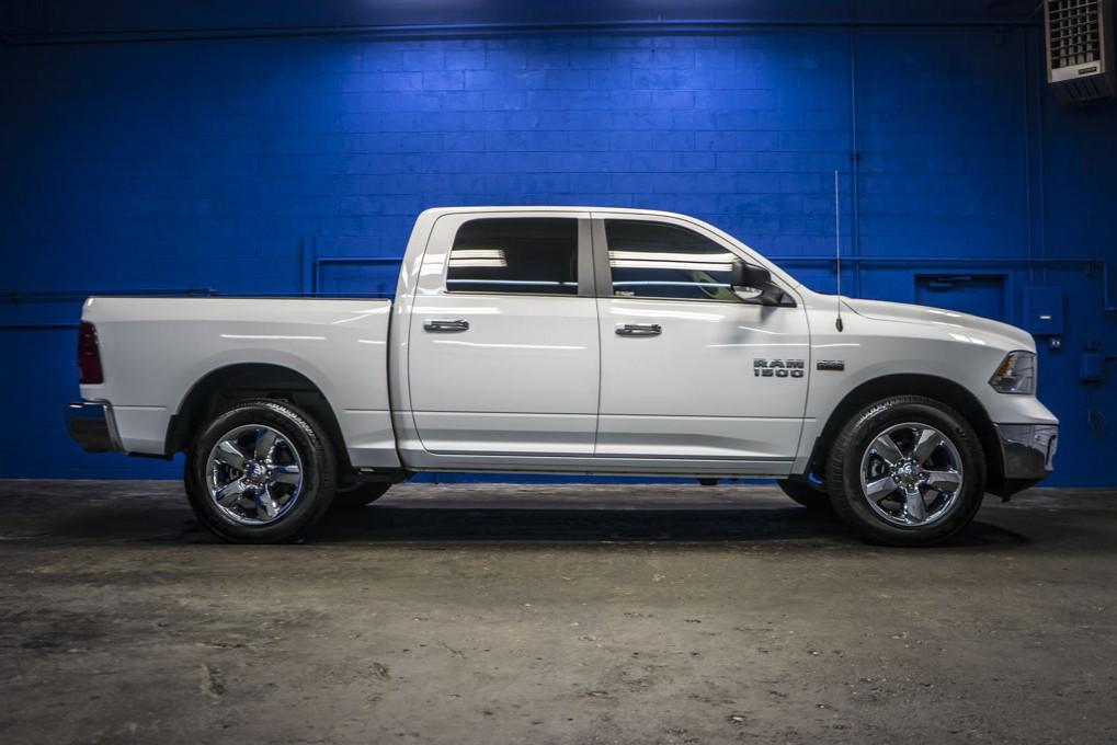 used 2014 dodge ram 1500 big horn 4x4 truck for sale northwest motorsport. Black Bedroom Furniture Sets. Home Design Ideas
