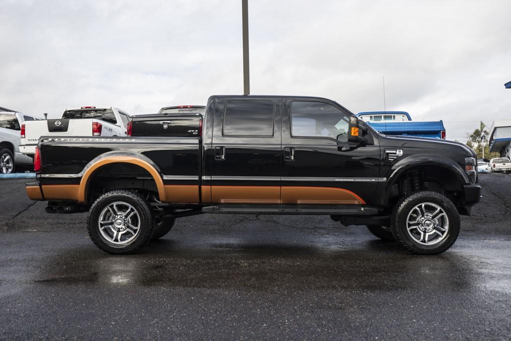 used 2008 ford f 250 harley davidson 4x4 diesel truck for sale northwest motorsport. Black Bedroom Furniture Sets. Home Design Ideas