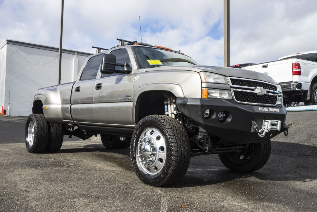 2007 chevrolet silverado 3500 lt dually 4x4 northwest motorsport. Black Bedroom Furniture Sets. Home Design Ideas