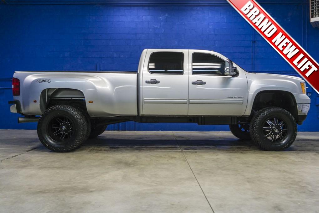 used 2012 gmc sierra 3500 sle dually 4x4 diesel truck for sale northwest motorsport. Black Bedroom Furniture Sets. Home Design Ideas