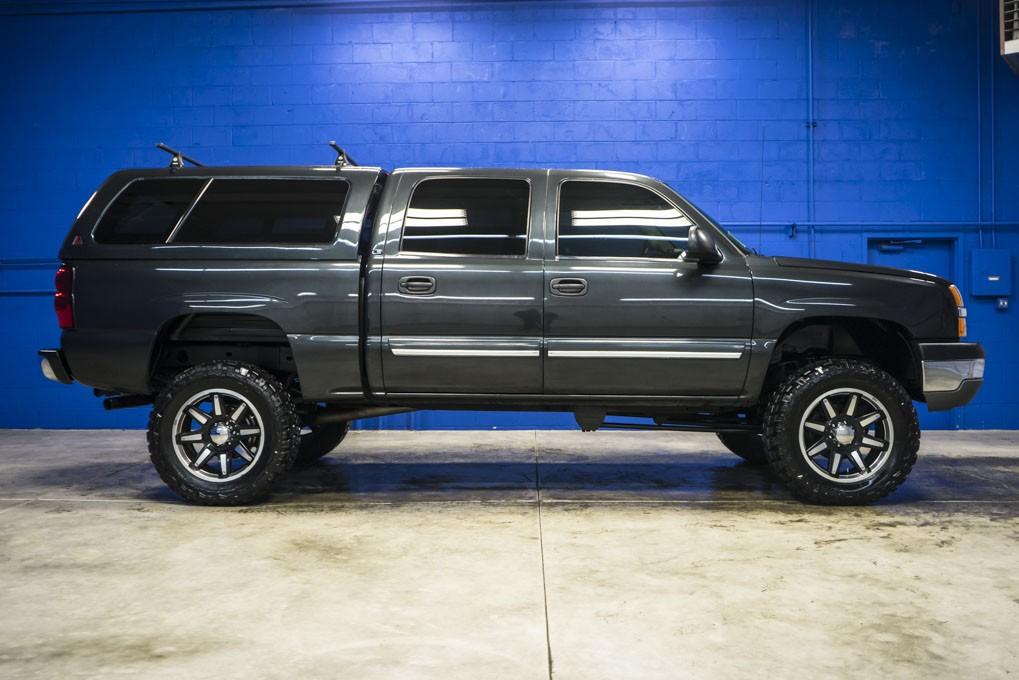 Used 2005 Chevrolet Silverado 1500 Ls 4x4 Truck For Sale