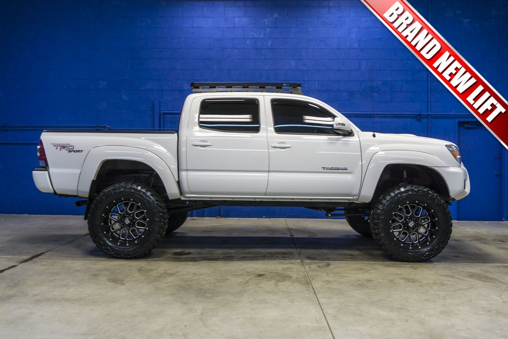 Used 2013 Toyota Tacoma TRD Sport 4x4 Truck For Sale   Northwest Motorsport