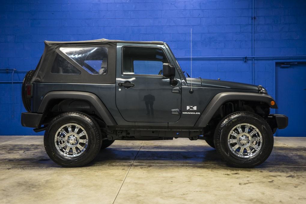 used 2007 jeep wrangler x 4x4 suv for sale northwest motorsport. Black Bedroom Furniture Sets. Home Design Ideas