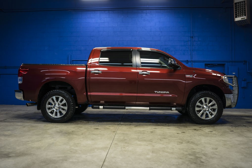 Used 2010 Toyota Tundra Platinum 4x4 Truck For Sale Northwest