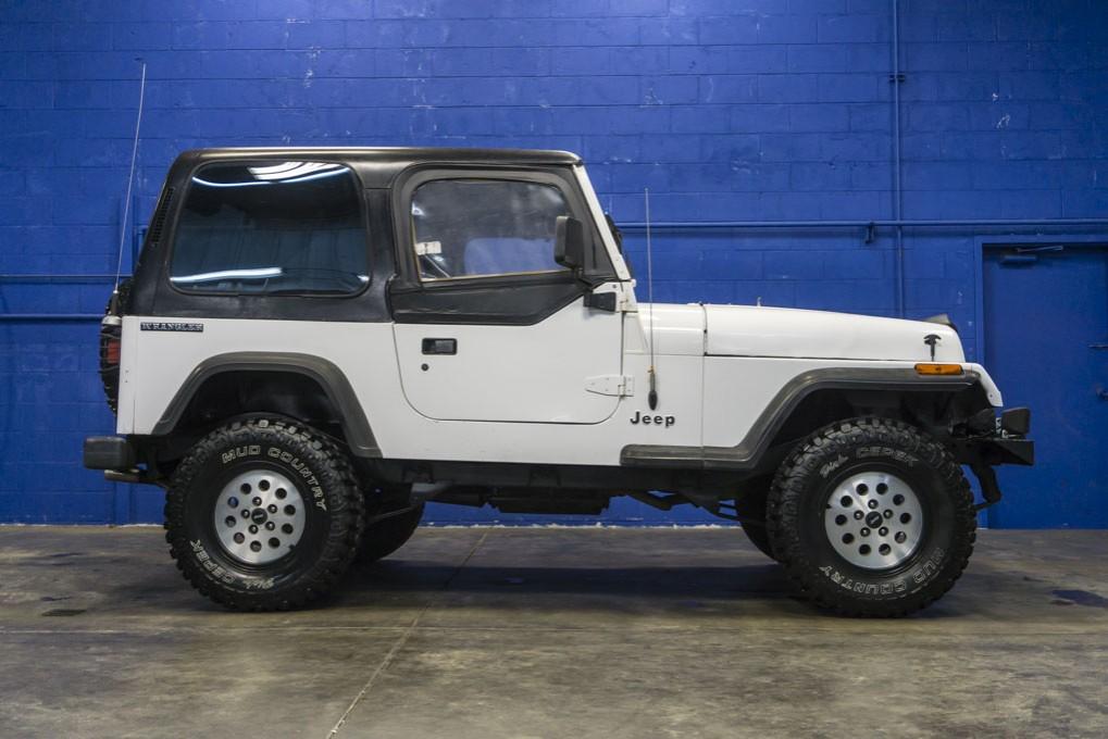 used 1991 jeep wrangler 4x4 suv for sale northwest motorsport. Black Bedroom Furniture Sets. Home Design Ideas
