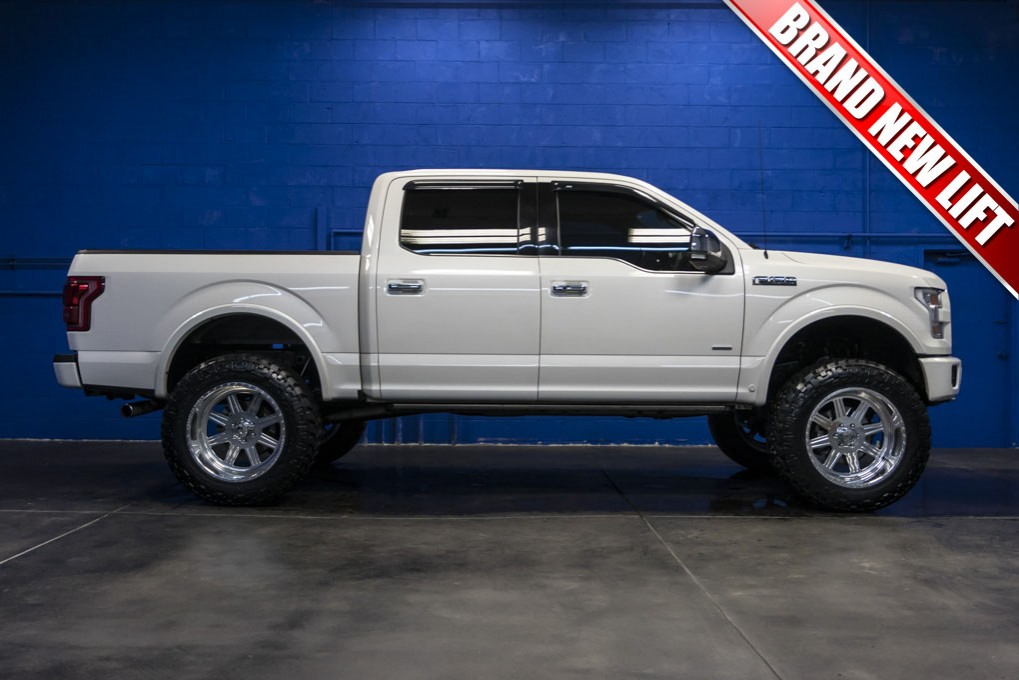 2015 Ford F150 King Ranch >> Used 2015 Ford F-150 Platinum 4x4 Truck For Sale - Northwest Motorsport