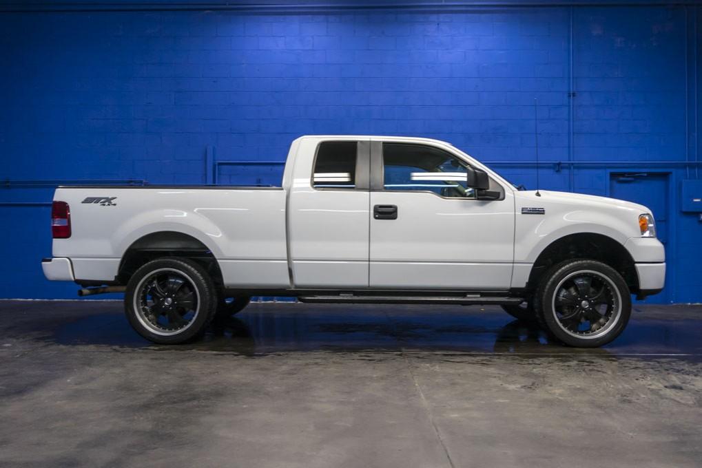 used 2007 ford f 150 stx 4x4 truck for sale northwest motorsport. Black Bedroom Furniture Sets. Home Design Ideas