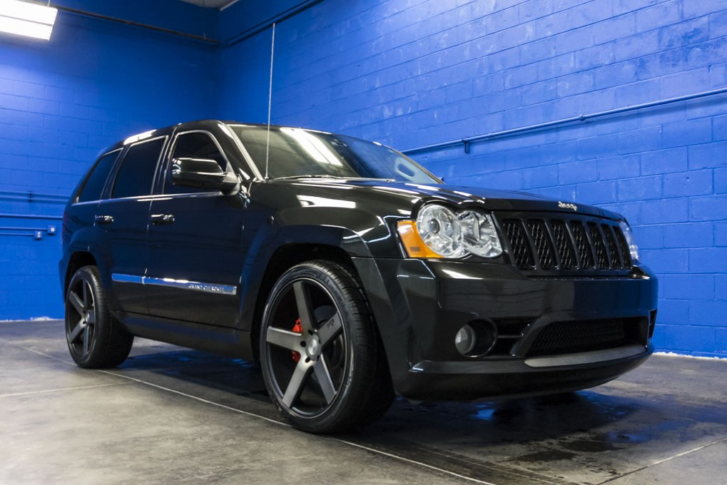 Lifted Jeep Srt8 >> 2010 Jeep Grand Cherokee SRT8 4x4 - Northwest Motorsport