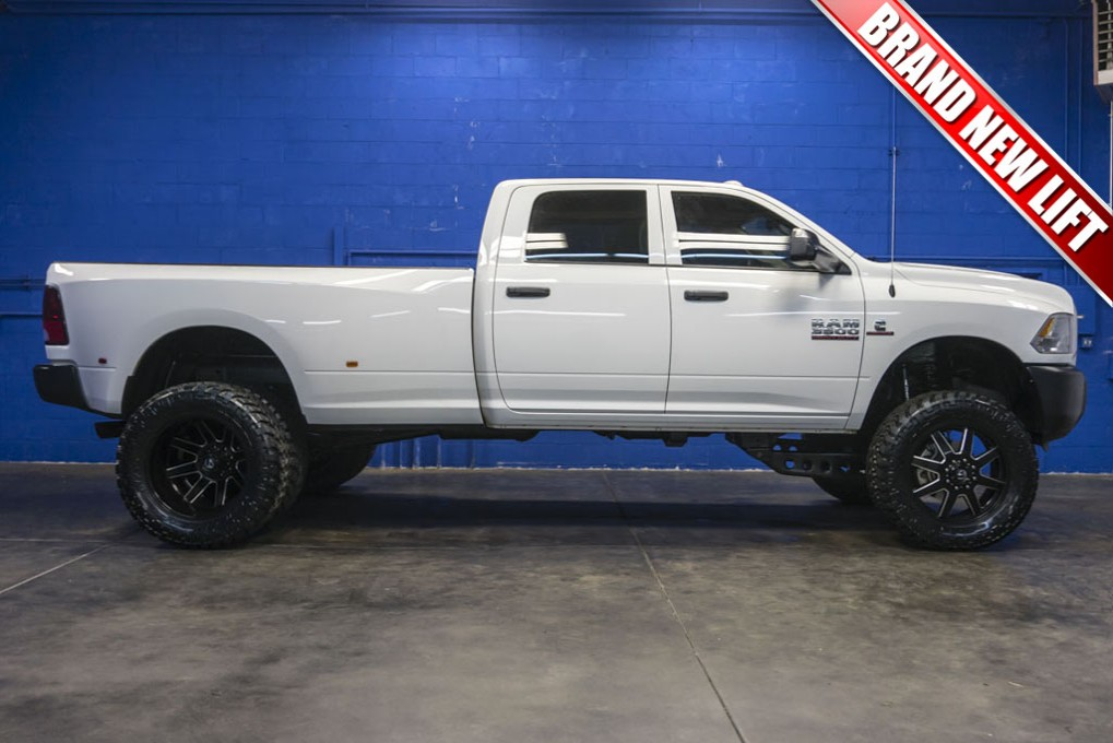 used 2015 dodge ram 3500 dually 4x4 diesel truck for sale northwest motorsport. Black Bedroom Furniture Sets. Home Design Ideas