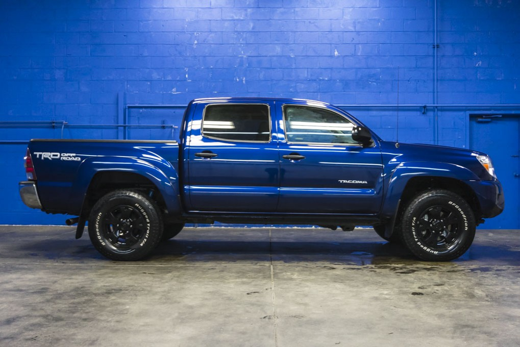 used 2015 toyota tacoma trd pro 4x4 truck for sale northwest motorsport. Black Bedroom Furniture Sets. Home Design Ideas