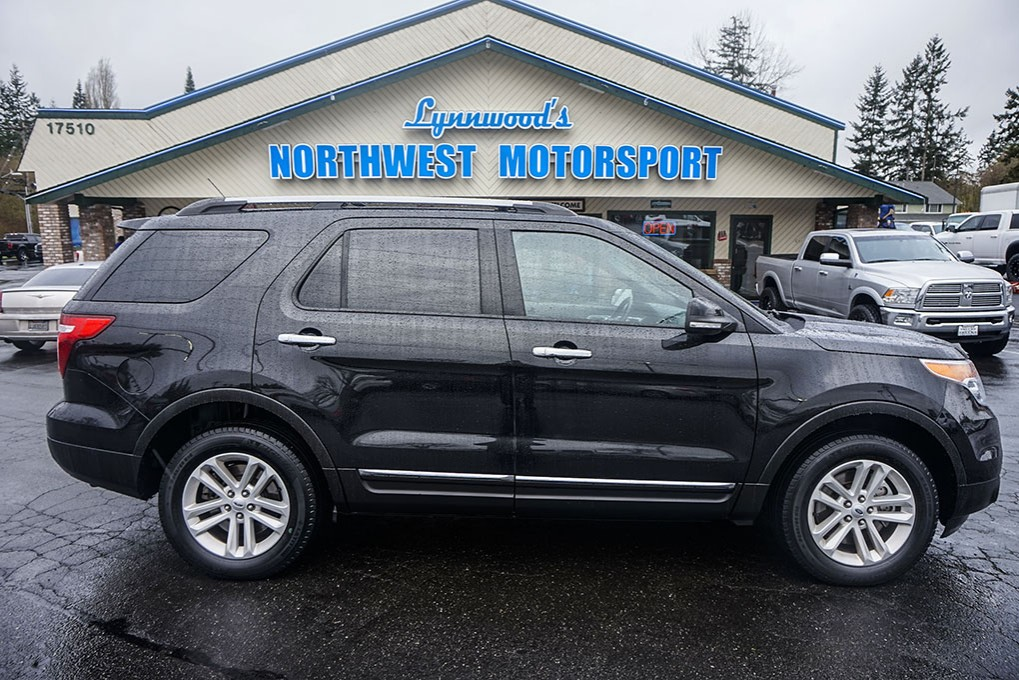 used 2014 ford explorer xlt 4x4 suv for sale northwest motorsport. Black Bedroom Furniture Sets. Home Design Ideas