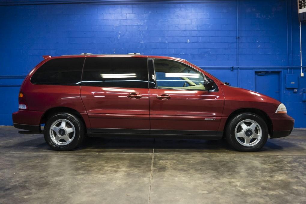 Ford Explorer Sport For Sale >> Used 2003 Ford Freestar Sport FWD Minivan/Van For Sale - Northwest Motorsport